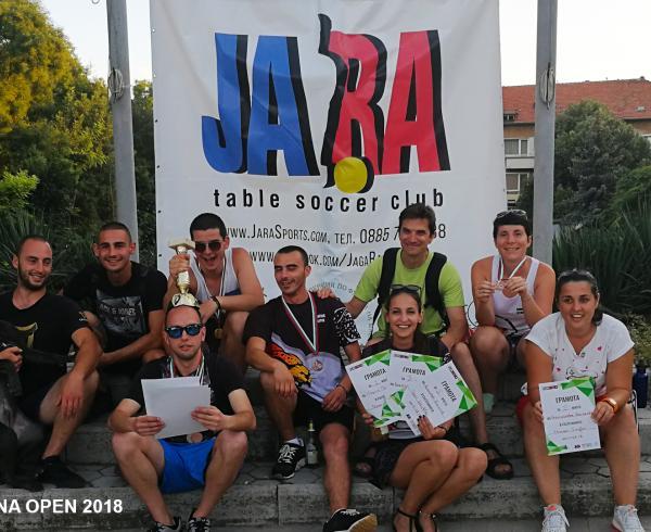 Джаги турнир във Варна 2018