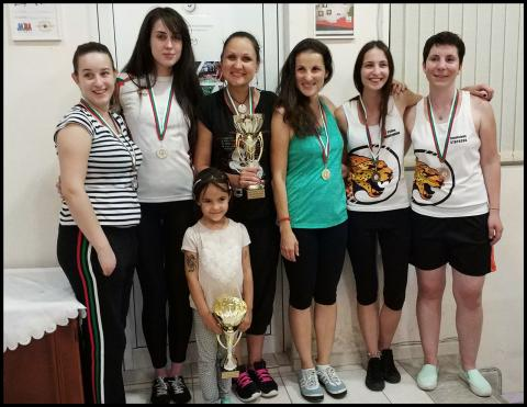 Jago Inter CUp 2018 - Women Doubles foosball / table soccer