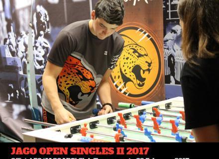 Вътрешноклубен турнир по джаги 2017